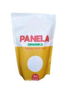 Panela pulverizada orgánica de 500 gramos online, rapido, seguro, con tarjeta credito o debito en bogota colombia
