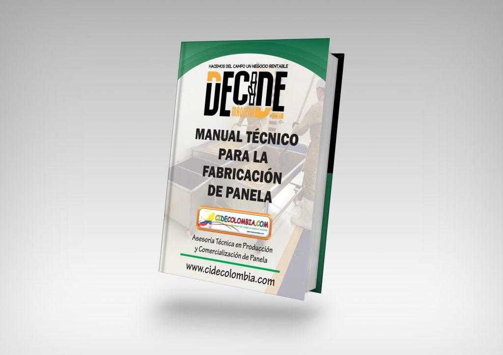 Manual Técnico Agroindustrial Panelero - Descargar PDF Gratis
